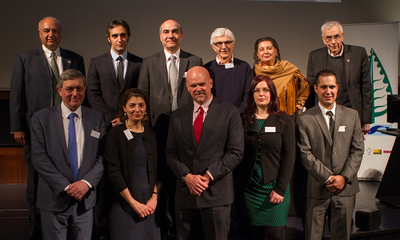 Speakers & Members of the Organising Committee