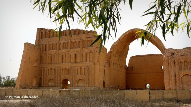 Taq Kasra: Wonder of Architecture